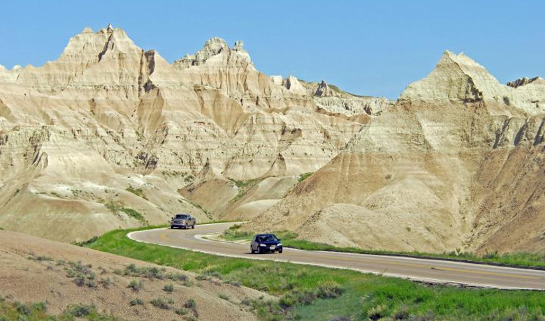 Badlands Loop Scenic Byway South Dakota