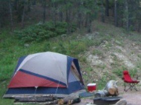 3 Out of the Ordinary Black Hills Camping Spots
