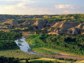 Breathtaking Nature of North Dakota