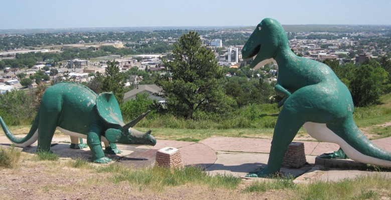 Dinosaur Park Rapid City SD