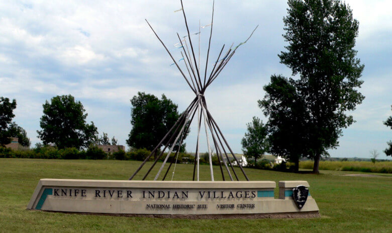 Knife River Indian Villages