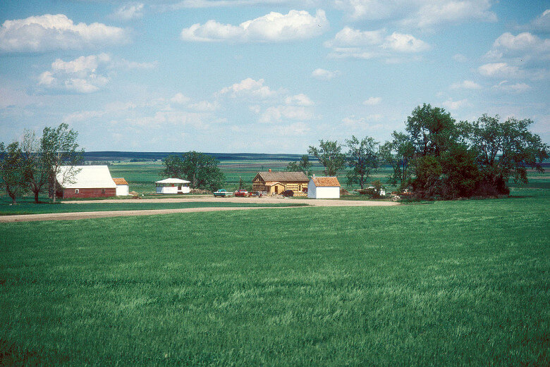 Ludwig and Christina Welk Homestead in ND