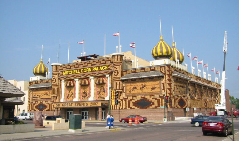 Mitchell Corn Palace 2002