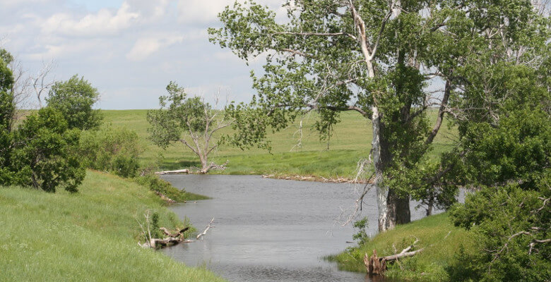 Moreau River Sanctuary South Dakota