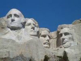Mount Rushmore National Memorial South Dakota United States