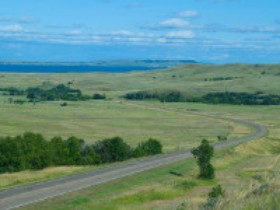 North Dakota Scenic Byways
