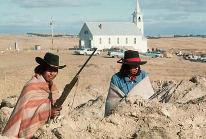 1973 Wounded Knee Incident